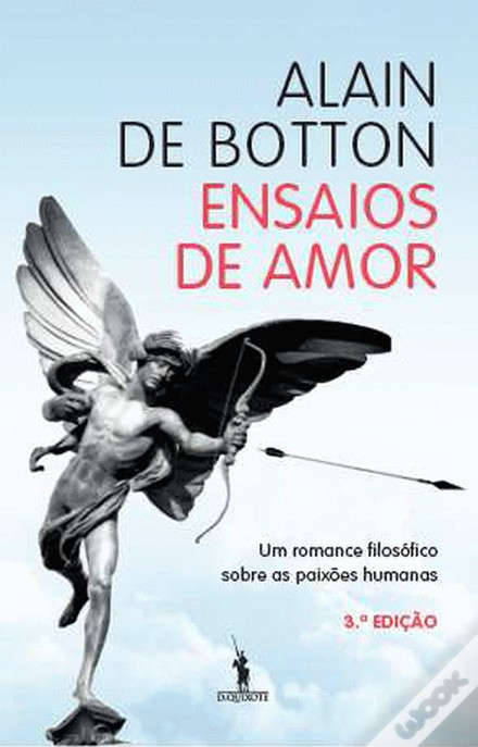 Essays in love alain de botton goodreads