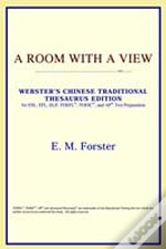 A Room With A View (Webster`S Chinese-Traditional Thesaurus Edition)