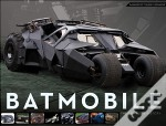 Batmobile The Complete History