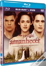A Saga Twilight - Amanhecer Parte 1 (Blu-Ray + DVD-Vídeo)