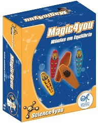 Magic4you Equilíbrio Múmia 1