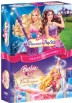 Barbie a Princesa e a Popstar + Barbie em as 12 Princesas Bailarinas (DVD-Vídeo)