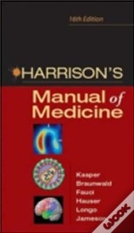 Harrison`S Manual Of Medicine