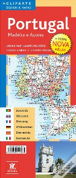 Mapas de Estradas de Portugal - Index