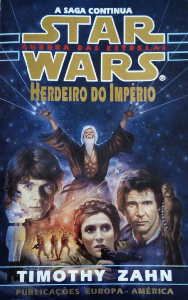 Star Wars - Herdeiro do Império (Star Wars: The Thrawn Trilogy, #1)
