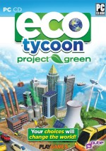 Eco Tycoon - Project Green - CD-ROM