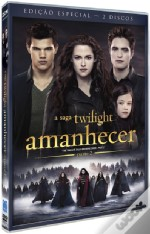 A Saga Twilight Amanhecer Parte 2 (DVD-Vídeo)