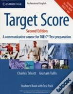 Target Score Student`S Book With Audio Cds, Test Booklet And Answer Key