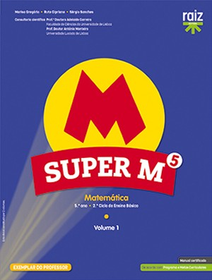 Super M 5 - 5.º Ano - Manual Digital