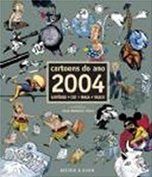 Cartoons do ano 2004