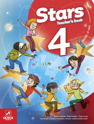 Stars 4 - Inglês - 4 º Ano - Manual Digital