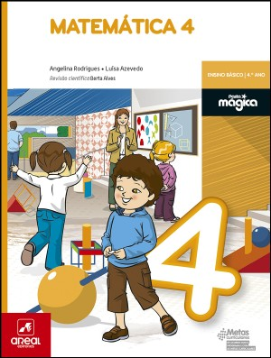 Pasta Mágica - Matemática 4 - 4.º Ano - Manual Digital