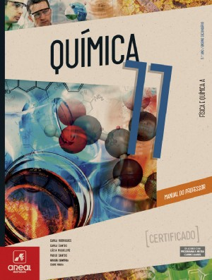 Química 11 A - 11.º Ano - Manual Digital