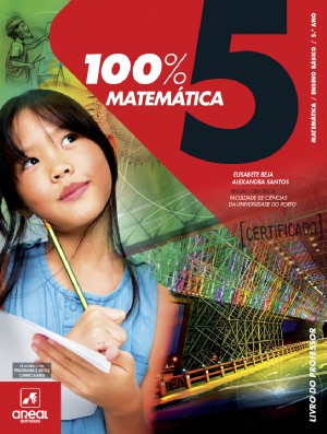 100% Matemática - 5.º Ano - Manual Digital