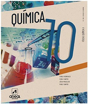Química 10 A - 10.º Ano - Manual Digital