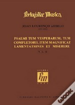 Psalmi Tum Vesperarum, Tum Completorii - Volume II