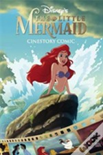 Disney'S The Little Mermaid Cinestory Comic