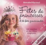 Fetes De Princesses Et De Fees Gourmandes