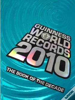Wook.pt - Guinness World Records 2010