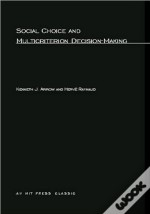 Social Choice And Multicriterion Decision-Making