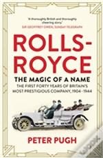 The Rolls-Royce: The Magic Of A Name