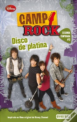 Wook.pt - Camp Rock - Disco de Platina