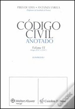 Código Civil Anotado - Volume VI