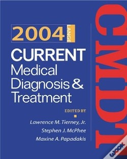 Wook.pt - Current Medical Diagnosis & Treatment - 2004
