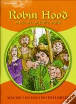 Wook.pt - Robin Hood and his Merry Men