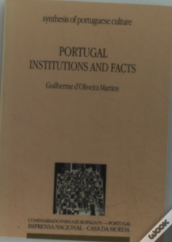 Wook.pt - Portugal Institutions And Facts