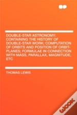 Double-Star Astronomy