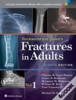 Rockwood Fractures Adults 8e Int Ed