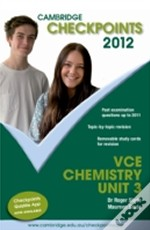 Cambridge Checkpoints Vce Chemistry Unit 3 2012
