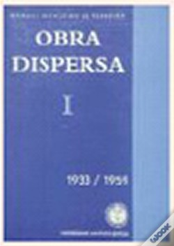 Wook.pt - Obra Dispersa - Vol. I