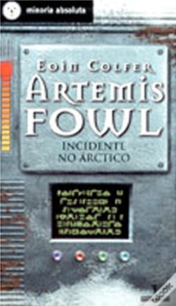 Wook.pt - Artemis Fowl - Incidente no Árctico