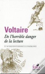 De L Horrible Danger De La Lecture Et Autres Invitations A La T