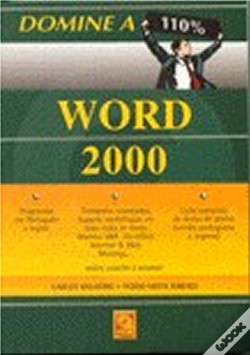 Wook.pt - Domine a 110% Word 2000