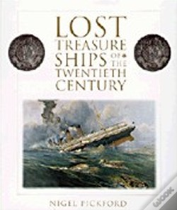 Wook.pt - Lost Treasure Ships of the Twentieth Century