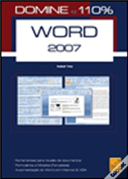 Wook.pt - Domine a 110% Word 2007