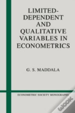 Limited-Dependent And Qualitative Variables In Econometrics