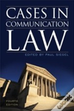 Cases In Communication Law 4edpb