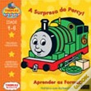 A Surpresa Do Percy!