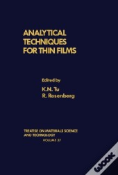 Analytical Techniques For Thin Films