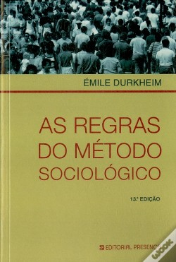 Wook.pt - As Regras do Método Sociológico