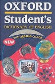 Oxford Student's Dictionary of English With Genie CD-ROM