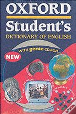 Wook.pt - Oxford Student's Dictionary of English With Genie CD-ROM