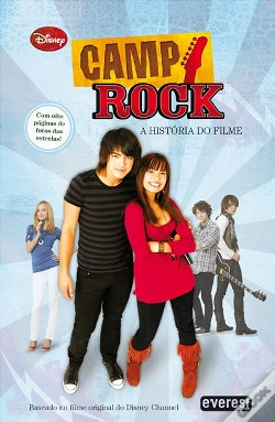 Wook.pt - Camp Rock - A História do Filme