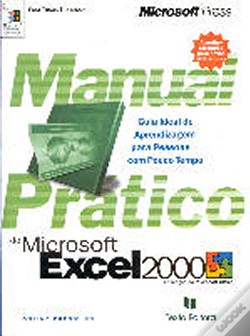 Wook.pt - Manual Prático do Excel 2000