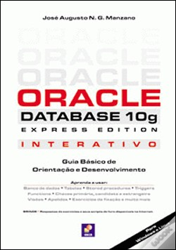 Wook.pt - Oracle Database 10g Express Edition