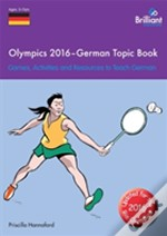 Olympics 2016 - German Topic Book